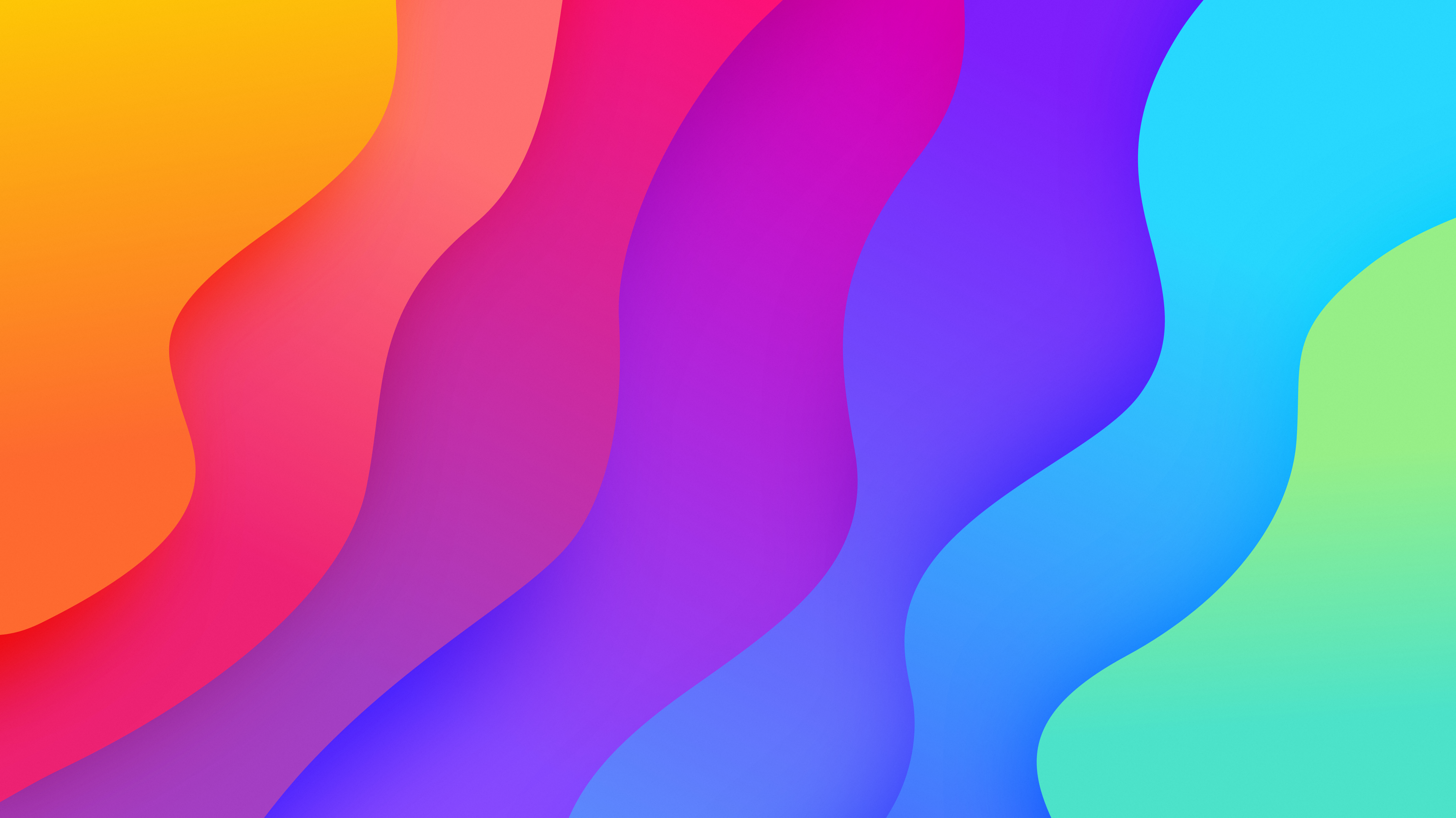Wavey A Set Of Vibrant Wallpapers